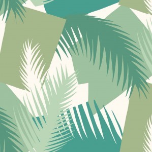 Tapeta Deco Palm 105-8037