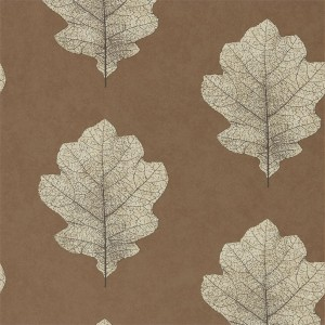 Tapeta Oak Filigree 215701